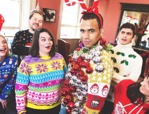 Christmas Jumper Day – 22nd December 2016 for Save the Children
