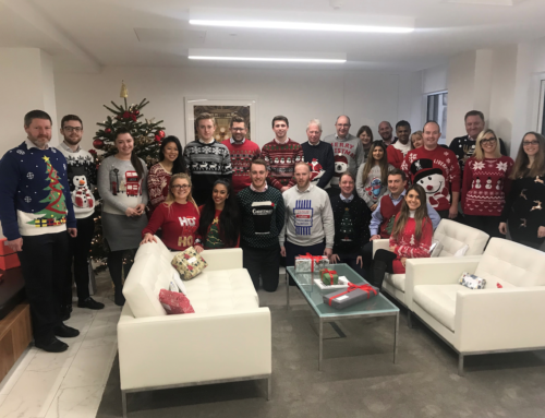 CHRISTMAS JUMPER DAY – 14TH DECEMBER 2018 FOR SAVE THE CHILDREN